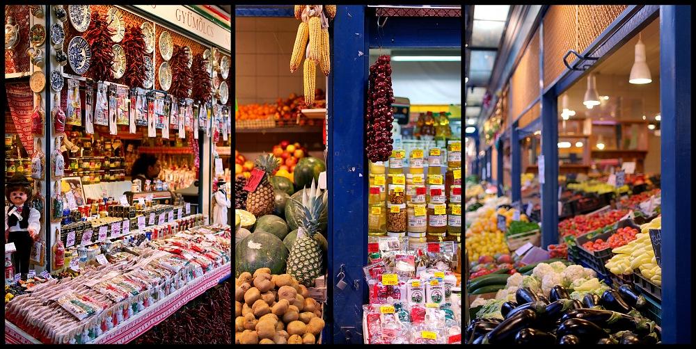 photoblog image Fragments of the Market Hall