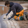 Working Man - Stone Masonry